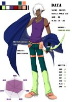OC Data : Oryon by Michron