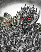 BAYSCREAM AND MEGABAY by Eru-kun