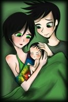 Gift: Welcome to the family by G3N3