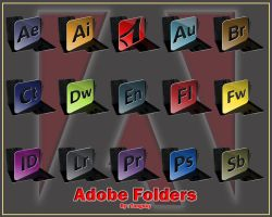 Adobe Folders by Tongsky