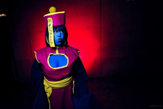 Jiangshi by KanekoCosplay