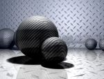 Carbon-Fiber Spheres by Dead-Ant