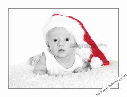 Baby's First Christmas by ainedesign