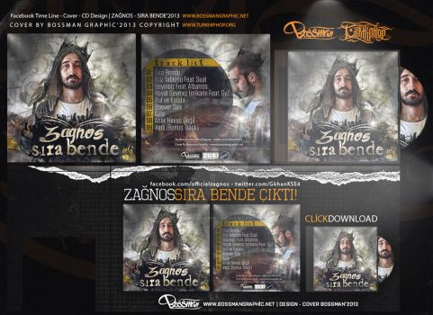 Zagnos Cover - Facebook Time Line - All Design by BossmanGraphic
