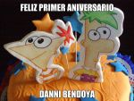 FELIZ ANIVERSARIO! by LoveFletcherMili