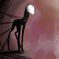 SLENDERMANE by Hickepop