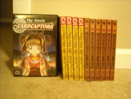 Cardcaptors collection by rumiko18