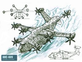 XHC-409 by TheXHS