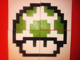 1UP Canvas by challenin