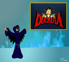 Cloaked Critic Reviews Count Duckula by TheUnisonReturns