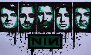 Nine Inch Nails by weedenstein