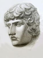 Antinous by Griffinfly