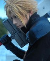 cloud strife_9 by kaname-lovers