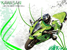 Kawasaki by RedDevil00