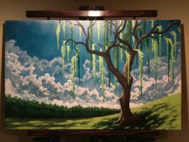 Willow Tree by Darrenreimer