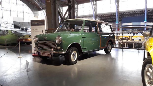 1966 Mini Austin Countryman Mk1 by JBPicsBE