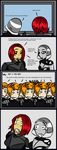 Mass Effect 3: The Cerberus Plan by bookwormcat