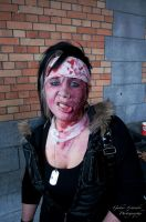 zombie by Sherry-makeup