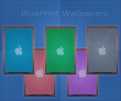 Blueprint Wallpapers by BaTaLLiNeS