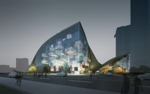 SZ Youth Center Competition 6 by Wittermark