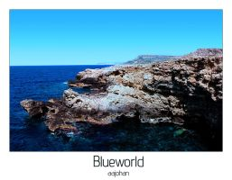 Blueworld - 7 by aajohan