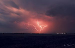Lonesome Lightning by ChrisK-photo
