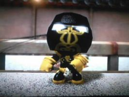 Little Big Planet Scorpion by Canovoy