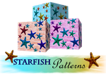 Starfish Patterns by allison731