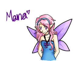 Mana by tintedslightly