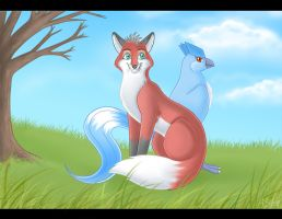 Unlikely Couple by Articuno