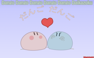 Clannad - Dango I by xiziz