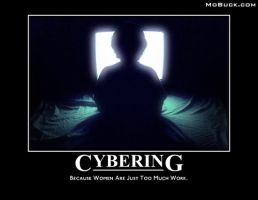 Cybering by Noyoucantmesswithme