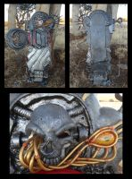 Gungrave Collage by meanlilkitty