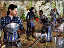 Dragon Age II: The Green-Eyed Monster by Berserker79