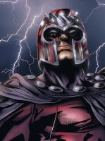Master of Magnetism by MichaelAdamFlores