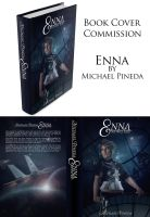 Book Cover Commission - Enna by dreamswoman