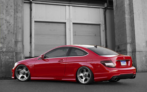MB C class Coupe by degraafm