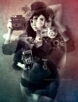 cameras by SuzyTheButcher