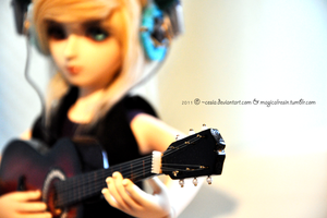Play me a song by Cesia
