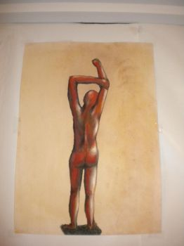 Life Drawing by Astst