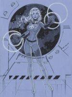 Sue Storm by MichaelDooney