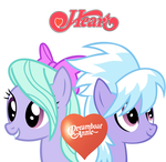 Heart: Dreamboat Annie by CultLeaderFluttershy