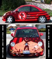 Bad Religion Mobile by Albino-From-Abouut