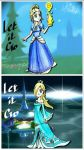 Rosalina sings Let it Go by Derochi