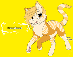 Honeykissed by Wanderisawesome