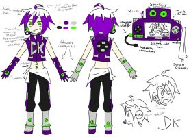 DK - design entry edit: PLUS INFO by DeathRuby
