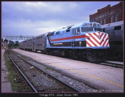 Chicago RTA by classictrains