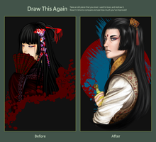 Draw this Again: Find Me by Youko-Chan