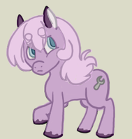 Mar Little Pony by MergebyLie