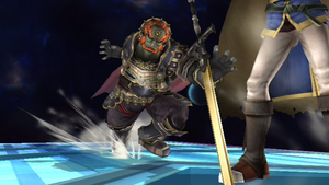 Ganondorf gets desperate by SmashBros2008